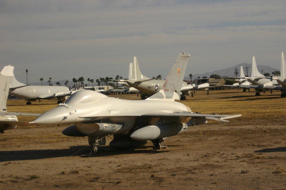 Aircraft Bone Yard